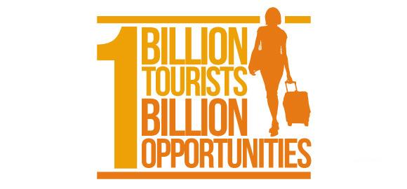 billion tourists