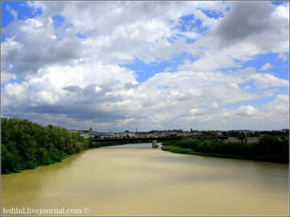 Річка Гвадалквірір