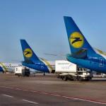 Українські авіакомпанії використовують лише третину виділених їм маршрутів