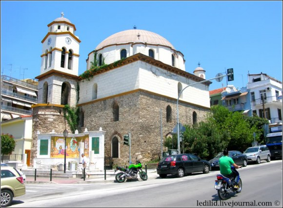 Kavala_center_church