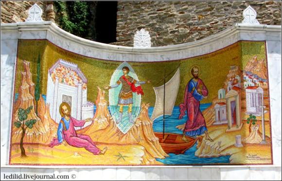 Kavala_center_church_Paul