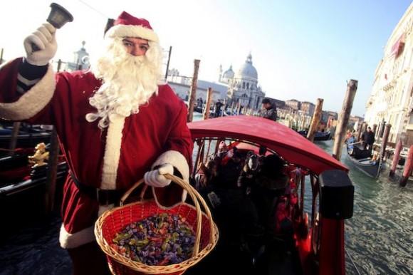 У різдвяній Венеції