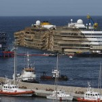 Unprecedented salvation of Costa Concordia cruise ship was successful (PHOTOS)