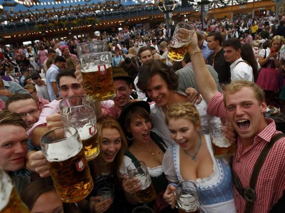 Octoberfest in Munchen