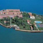 Turkish company bought island in Venice Lagoon and turns it into one of the Europe's most luxurious hotels. PHOTO