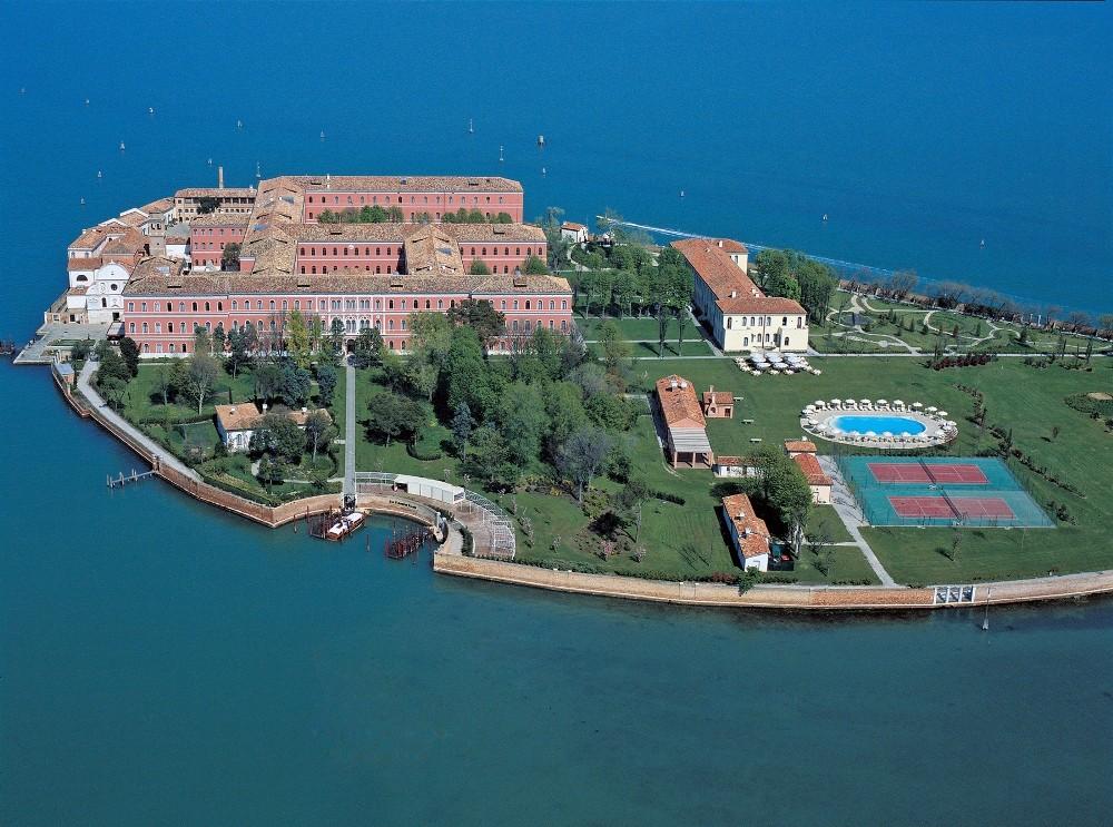 Isola San Clemente Venezia Hotel