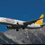 Акція Pegasus: з України до Туреччини – від 55 євро
