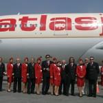 В Україну приходить новий лоукостер. Atlasjet літатиме за 30 напрямками!