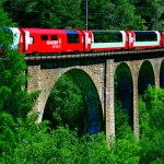 Switzerland remains the most train-loving nation in the world