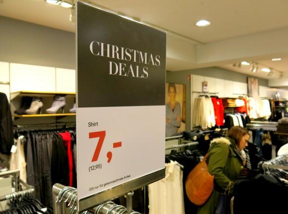 """В одном из торговых центров Дортмунда. Фото """"Вкуса подорожника"""""""