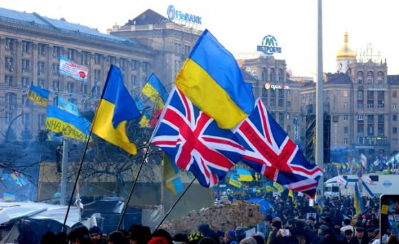 """Британці з Україною. Фото """"Смаку подорожника"""""""