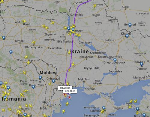 Табло аэропорта Пулково (Санкт-Петербург