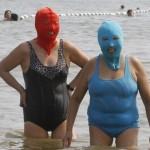 """Новий писк пляжної моди – """"фейскіні"""""""
