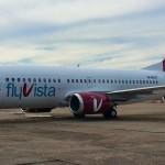 Новий лоукостер Flyvista везе з Києва в Тбілісі за 99 доларів