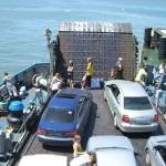 Новий транспортний колапс спричинили ті, хто хоче виїхати в Росію з Криму
