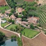 Завдяки весіллю подружжя Джолі-Пітт селище Корран у Провансі стало туристичним хітом