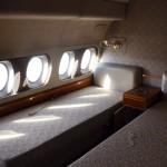Всі бажаючі можуть побачити салон літака Кравчука-Януковича. ФОТО