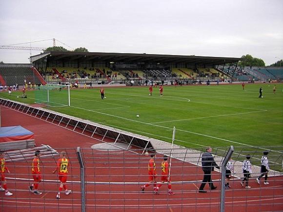 На Stade Josy Barthel, головній спортивній арені Люксембургу, 15 листопада зіграє збірна України