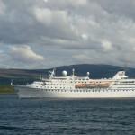 Півтисячі туристів із Німеччини протизаконно зайшли в Крим на грецькому круїзному лайнері