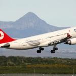 Розпродаж у Turkish Airlines: Київ-Стамбул на зиму – від 99 євро туди й назад