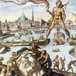 У Греції планують поновити одне з семи чудес античного світу – статую Колоса Родоського