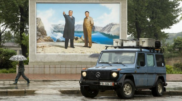 У Північній Корею до Голторфа приставляли супровід
