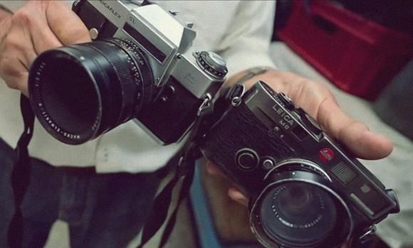 Фотоапарати - теж тільки аналогові