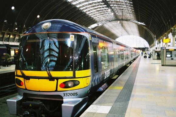 Поезд Heathrow Express