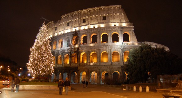 Roma-Coliseu