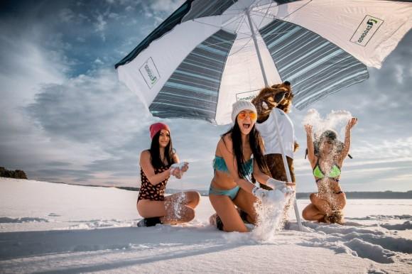 """Це й далі - фото проекту """"Білі пляжі Сибіру"""""""