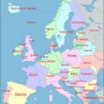 ЦІКАВА КАРТА. Найпоширеніші прізвища в різних країнах Європи