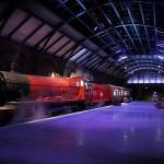 """""""Гогвартс-експрес"""" чекає туристів в Лондоні"""