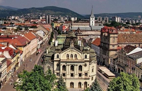 Кошице - культурна столиця Європи 2013 року