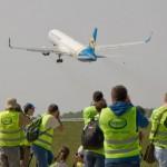 Як українські авіакомпанії використовують призначення на міжнародні рейси: від 2 до 36%