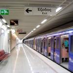 Громадський транспорт в Афінах на тиждень став безплатним. Окрім проїзду до аеропорту