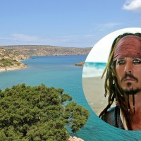 Johnny Depp Buying a Greek Island Strongyli