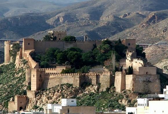 Алькасаба (фортеця) в Альмерії